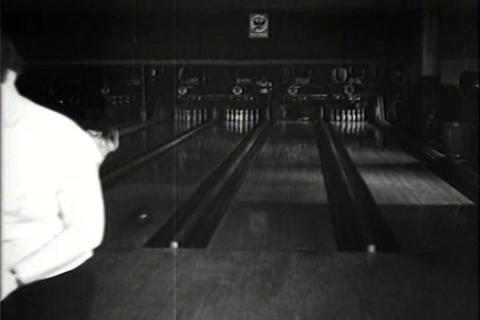 Women bowlers become champions in 1934 Footage