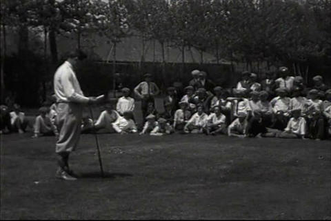 A film about golf and the art of caddying, from 19 Footage