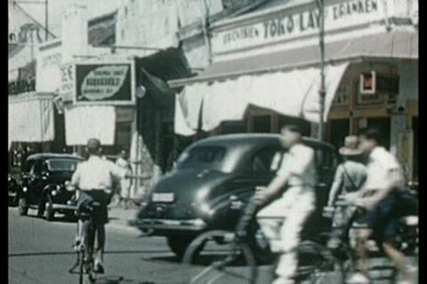 Jakarta Indonesia in the 1930s Live Action