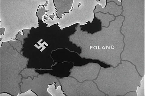 Hitler invades Czechoslovakia and Poland in World  Footage