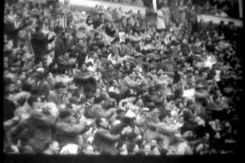 Bullfighting in Spain in 1959 Footage