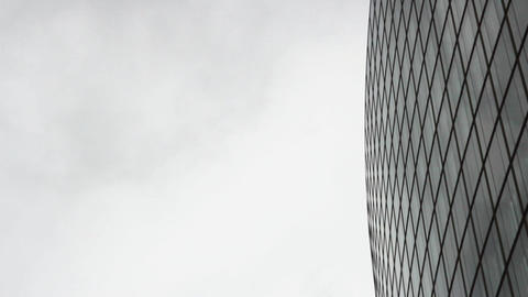 skyscraper windows Animation