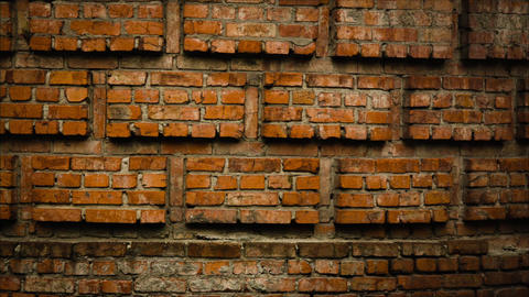 Brick wall Raw Quality Animation