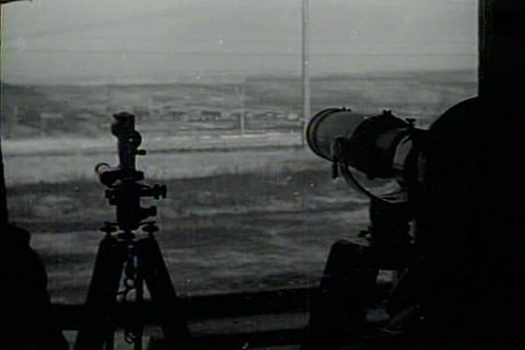 Captured Italian war film from 1941 shows Italian  Footage