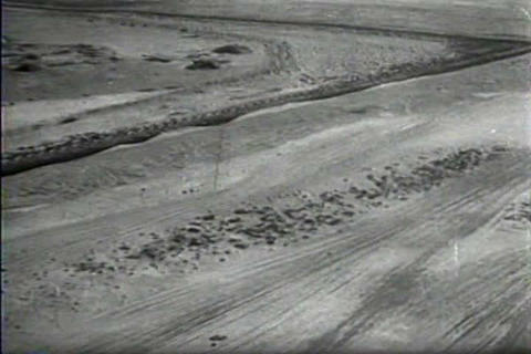 Captured Italian war film from 1942 shows Italian  Live Action