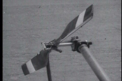 A 1957 army training film teaches pilots how to fl Footage