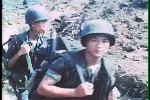 The 1968 Battle of Khe Sanh in the Vietnam War Live Action