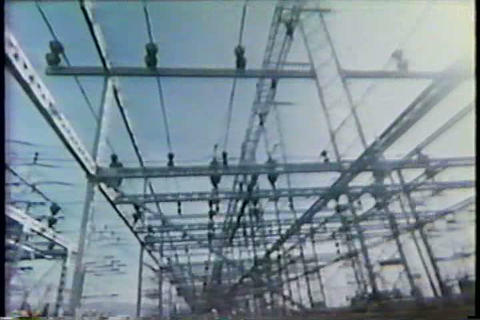 Conservation of electricity and energy resources a Footage