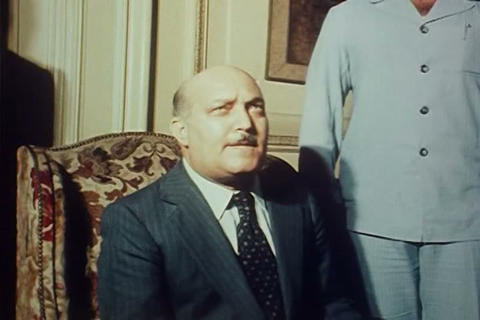 The 1979 peace treaty between Israel and Egypt is  Footage