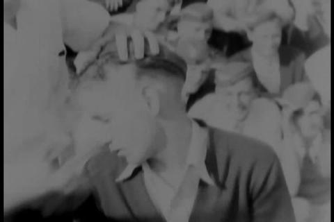 Hazing rituals at a college campus in 1931 Live Action
