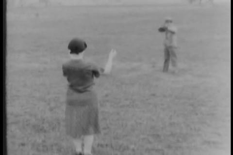 Bulletproof glass is perfected in the 1930s Footage