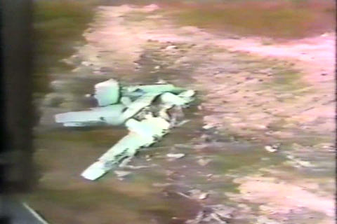 1982 DEA film in Japanese showing various plane cr Live Action