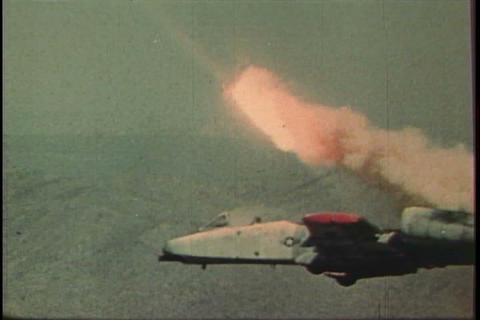 Air force training film teaches F4 jet pilots how  Live Action