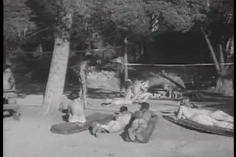 Nudism becomes a major fad in the 1930s Live Action