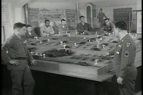 The USAREUR ordnance school in the 1950s Live Action