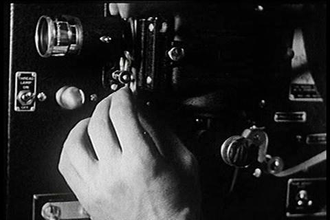 This 1948 film explains how 16mm film and projecti Footage