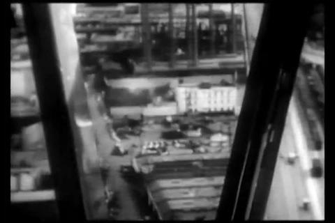 The Cinematographer In Hollywood In The 1940s stock footage