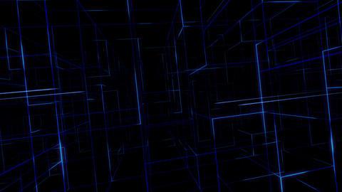 Digital Space 021 Stock Video Footage