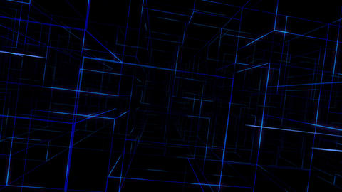 Digital Space 021 Animation