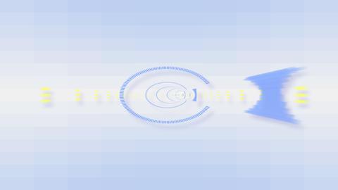 Digital Space B28h Stock Video Footage