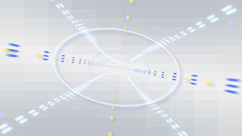 Digital Space B28m Stock Video Footage