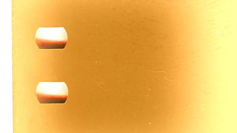 Film Strip Sprocket Holes 01 (25fps) Stock Video Footage