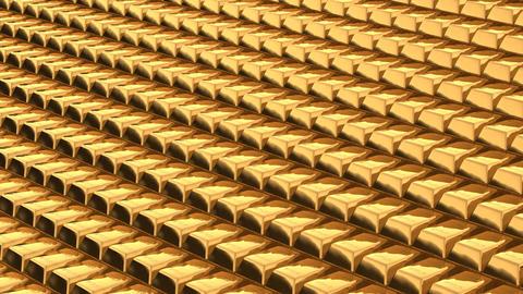 Gold Bar B Stock Video Footage