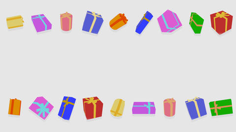Present Frame I Animation