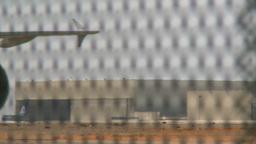 FedEx plane moving Stock Video Footage