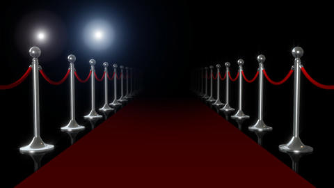 Red Carpet Animation