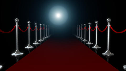 Red Carpet Stock Video Footage