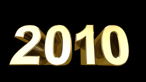 2010 Bold A HD Stock Video Footage
