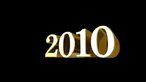 2010 Serif AA HD stock footage