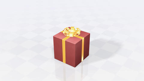 Present Open1 BB Animation