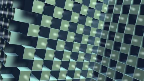 Solid 3D image Loop Stock Video Footage