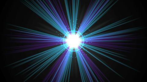Light Flash Effect, Stock Animation