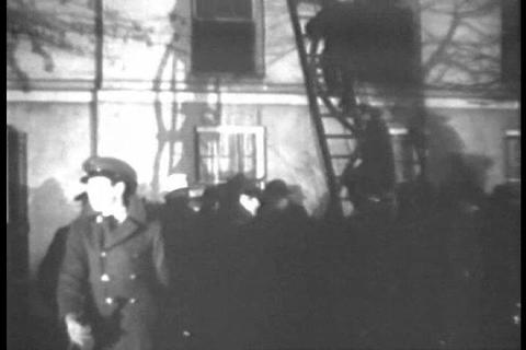A fire damages the White House in 1929 Live Action