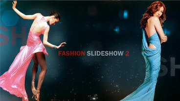 Fashion Slideshow 2 After Effects Project