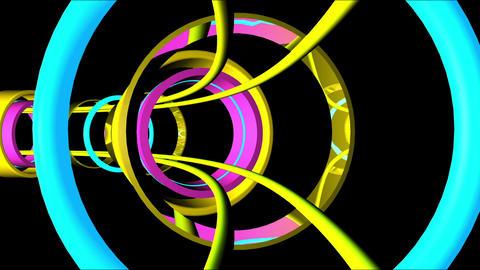 tube 012 1 CG動画素材