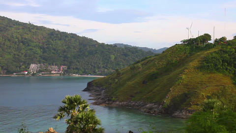 Thailand landscape Footage