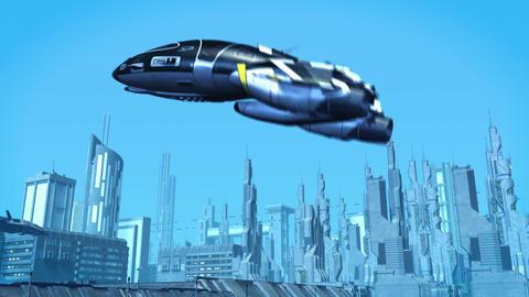 Starting Shuttle Animation