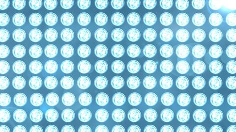Blue Light Panel Animation