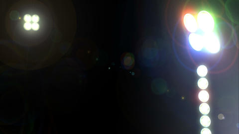 Concert Lights Loop Animation