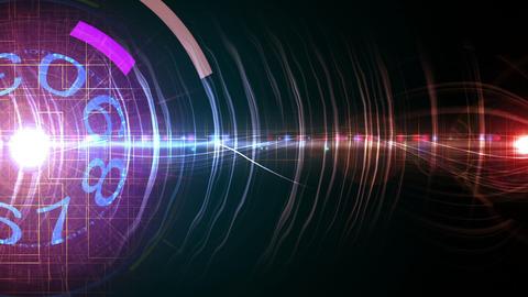 Light Communications Animation