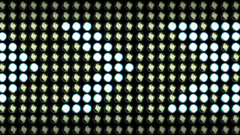 Light Panel Arrows Animation