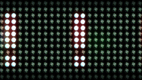 Light Panel Exclamation Animation