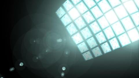 Light Panel Loop Animation