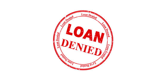 loan Denied Animation