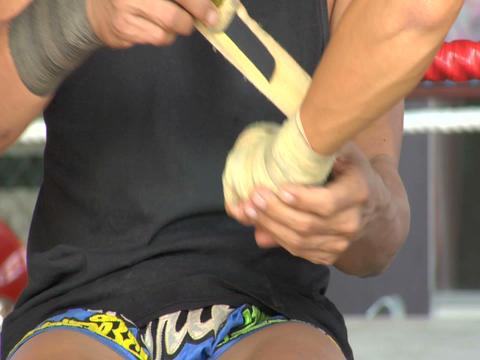 Muay Thai Footage