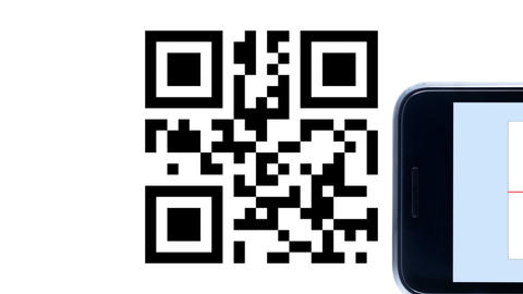 QR Code Apple Animation